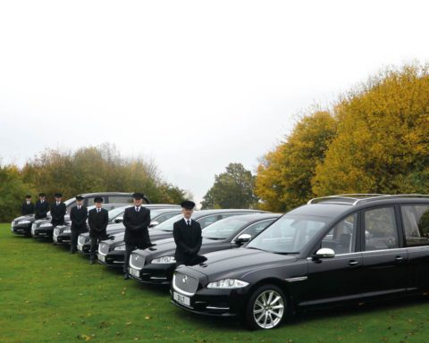 Our luxury Jaguar hearses and limousines have been built to our own specification to offer our clients comfort and practicality whilst retaining the elegance of traditional Funeral vehicles.